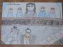 droga krzyżowa wykonana przez dzieci